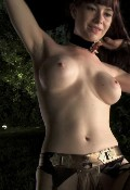 Christa campbell nude pics