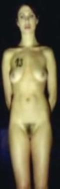 Jana Pallaske  nackt