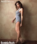 Daniela Ruah in Maxim-US