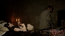 Katie McGrath nude in Labyrinth