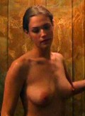 Amanda Righetti nude in Angel Blade