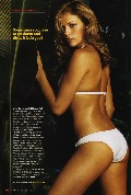 Amanda Righetti in FHM