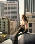 Amanda Righetti in M: Mermaids of Hollywood