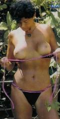 Ana Laura Ribas  nackt