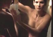 Throat Massage Angie harmon lesbian