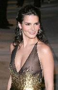 Angie Harmon in Vanity Fair Oscar Party