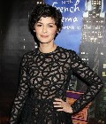 Audrey Tautou in see through