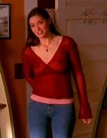 "Bianca Kajlich in ""Dawson's Creek"""