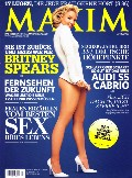 Britney Spears in Maxim DE