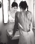 Carrie-Anne Moss in Esquire