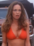 "Catherine Bach in ""The Dukes of Hazzard"""