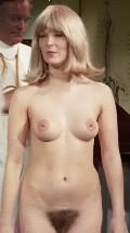 Cristina Ferrare  nackt