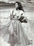 Cindy Crawford nude in PHOTO FR