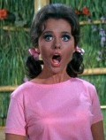 Dawn Wells in Gilligan's Island