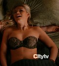 "Elisha Cuthbert in ""Happy Endings"""