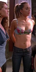"Eliza Dushku in ""Dollhouse"""