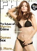 Eliza Dushku in FHM