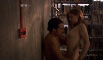 Emilia Fox nude in Consuming Passion