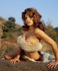 Eva Mendes nude in photo shoot
