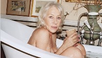 Helen mirren ever been nude