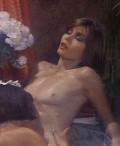 Leah luv no vaginal