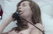 Isabelle Huppert nude in Abus de faiblesse