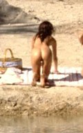 Jennifer Connelly nude in The Hot Spot