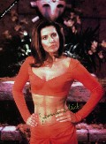 Jennifer Hetrick in Star Trek: The Next Generation