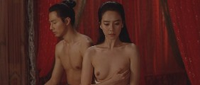 Ji-hyo Song nude in A Frozen Flower