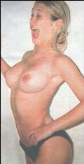 topless Jo o meara