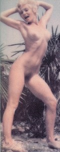 Joey Heatherton nude in High Society