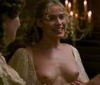 Kirsty Oswald nude in A Little Chaos