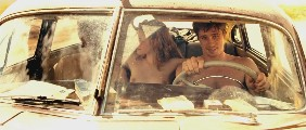 Kristen Stewart nude in On the Road