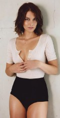 Has lauren cohan ever been nude