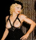 Madonna nude in LA Fashion Show