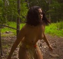 Maeva Athena nude in Holocaust Cannibal