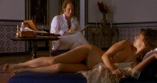 Maribel Verdú nude in Goya en Burdeos