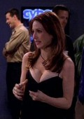 Marin Hinkle In Two And A Half Men