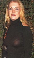 Melissa Joan Hart in Unknown Magazine