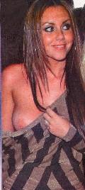 Boob Michelle heaton