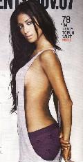 Has Nicole Scherzinger ever been nude? - Nude
