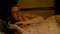 "Paula Malcomson nude in ""Deadwood"""