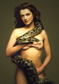 Rachel Weisz in Esquire