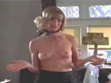 Rena Riffel nude in Breast Men