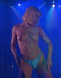 Rena Riffel nude in Striptease