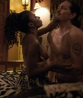 "Shanola Hampton nude in ""Shameless"""