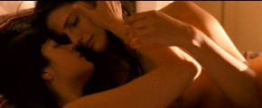 Stana Katic nude in Feast of Love