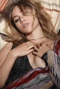 Suki Waterhouse nude in Vogue BR