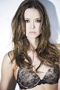 Summer Glau in bikini photoshoot