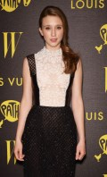 Taissa Farmiga in see  through